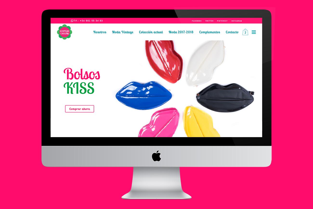 diseño web freelance, tienda online