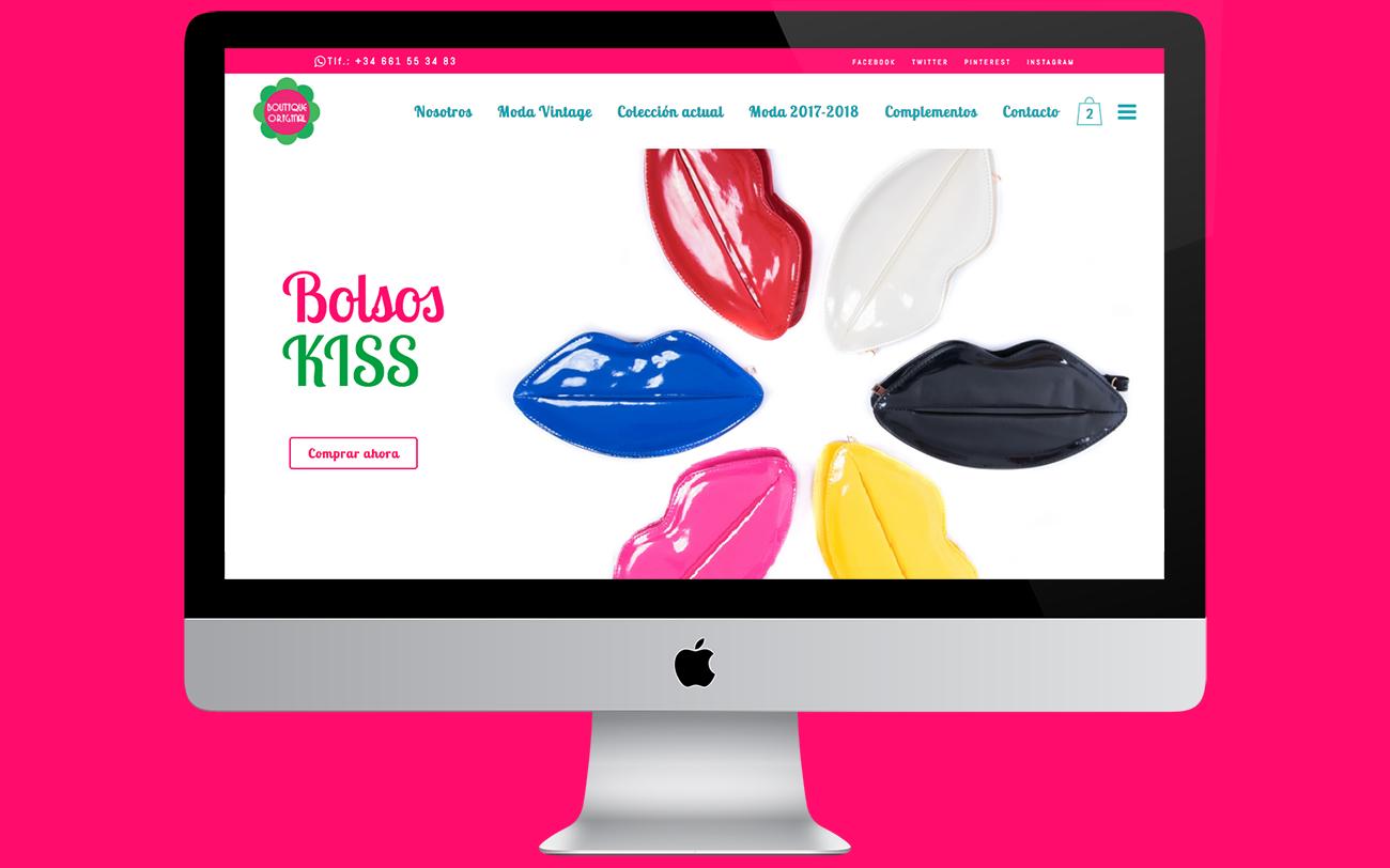 tienda online Boutique Original