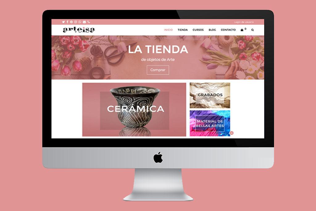 Arteisa Shop Online