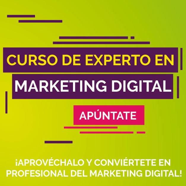 Curso Para Ser Experto En Márketing Digital